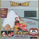 Robot Trains House Rail Set Alf Track Playset Toy Animation TV Gift Children