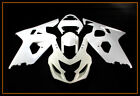 ABS Plastic Unpainted Injection Fairings Bodywork for 2004-05 GSXR600 750 GSX-R