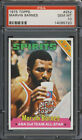 1975 Topps Basketball #252 Marvin Barnes Rookie Card PSA 10 Spirits of St. Louis