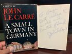 John Le Carre SIGNED A Small Town In Germany First Edition Book Club 1968