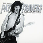 Rock Solid: Essential Collection by Pat Travers 2 CD SET GREATEST HITS BEST OF
