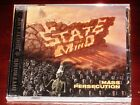 State Of Mind: Mass Persecution / Mainroom Wanna-Be's CD 2019 Bonus Tracks NEW