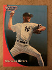1998 Kenner Starting Lineup Baseball Mariano Rivera Card