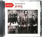 Prong - PLAYLIST: THE VERY BEST OF PRONG (CD) >NEW<