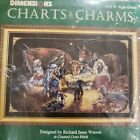 Dimensions Charts  Charms O Night Divine Christmas Nativity Floss Fabric kit