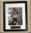 Muhammad Ali Signed Autographed Framed Picture Plaque COA Certified Authentic