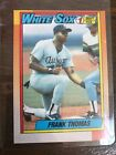 Frank Thomas Rookie Cards and Autograph Memorabilia Guide 11