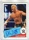 2015 Topps WWE Heritage Wrestling Cards 9