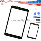USA Touch Screen Digitizer Frame Fit For Alcatel 3T 8