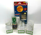 Mixed Lot of Lemax & Holiday Time Village Accessories, Village Moon & Lights