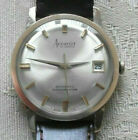 Rarität 9 kT GOLD ACCURIST AUTOMATIC SHOCKMASTER Herrenuhr 0,375 Swiss made TOP
