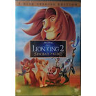 The Lion King 2 Simbas Pride Special Edition DVD 2004 2 Disc Set