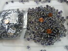 Two Pounds Oval India Fancy Handmade Glass Beads Wholesale Bulk Lot PP 5