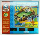 2003 Thomas At The TIMBER YARD Train SET Motorized Road & Rail System