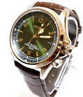Refurbished SEIKO SARB017 Mechanical Alpinist Automatic Mens Leather Watch NOBOX