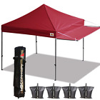 ABCCANOPY 10x10 Tent Pop up Canopy Tent Instant Canopies Commercial Outdoor with