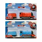 THOMAS THE TRAIN & FRIENDS TRACKMASTER GORDON & JAMES MOTORIZED ACTION ENGINES