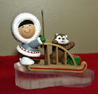 Frosty Friends 1989 Hallmark Christmas Ornament 10th In Series