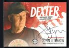 2016 Breygent Dexter Comic Con Seasons 5 to 8 Trading Cards 12