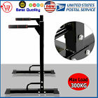 660Lb Dip Bar Station Stand Standing Pull Up Exercise Machine Equipment Home Gym