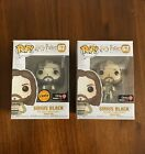 Funko Pop Harry Potter #67 Sirius Black Gamestop Exclusive CHASE AND COMMON