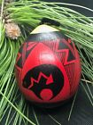 Cathleen Kardas Christmas Hand Crafted Ornament Native American ArtCollectable