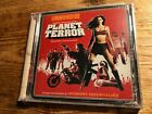 GRINDHOUSE: PLANET TERROR (Rodriguez) OOP Varese Score Soundtrack OST CD SEALED