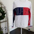 Tommy Hilfiger Sweatshirt Red White and Blue