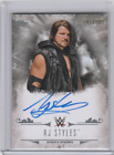 2016 Topps WWE Undisputed Wrestling Cards 14