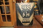 1930 GODS MAN A NOVEL IN WOODCUTS BY LYND WARD FOURTH PRINTING