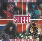 SWEET - LIVE AT THE RAINBOW 1973 - THE COMPLETE CONCERT - RARE CD