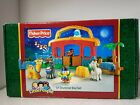 Fisher Price Little Drummer Boy Nativity scene