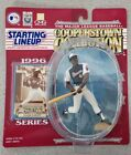 1996 STARTING LINEUP COOPERSTOWN COLLECTION FIGURE HANK AARON BRAVES