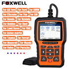Foxwell Nt510 Elite All System Diagnostic Scanner Tool Abs Srs Obd2 Code Reader
