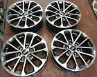 LINCOLN NAVIGATOR MARK LT 18 INCH FACTORY ORIGINAL OEM ALLOY WHEELS RIMS 10169