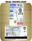 USA ID COLLECTOR CARDS NYPD