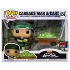 Cabbage Man & Cart Funko Pop #656 Avatar The Last Airbender NYCC 2019 Exclusive