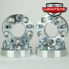 4 Jeep JK Wrangler Hub Centric Wheel Spacers fits 2007 and Newer