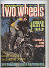 1974 Two Wheels Magazine Cooper Yamaha RD200 CCM Honda TL125