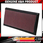 K&N Fits 2003-2017 Audi Porsche Volkswagen Land Rover Hi-Flow Air Intake Filter