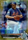 Steven Matz Rookie Cards and Prospect Cards Guide 16