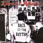 Back to the Rhythm by Great White CD 2007 HARD ROCK AOR