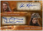 2013 Upper Deck Thor: The Dark World Actor Autographs Guide 26
