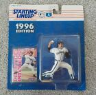 Ricky Bones Action Figure & Card Starting Lineup 1996 Prestige Pitcher Brewers