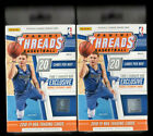 2018 19 Panini Threads Basketball - Hanger Box - Lot of 4 Unopened - Doncic RC?
