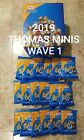 2019 THOMAS MINIS Wave 1 Complete Set of 18 including 368 PETS THOMAS New/Sealed