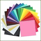 Oracle 651 and 631 Glossy Permanent Vinyl 12 x 12 Permanent Adhesive