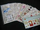 Creative Memories Lot Of 10 Great Lengths ChaletGazeo Cottage Stickers NIP