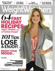 Weight Watchers magazine November December 2011