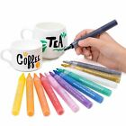 Marker Pens Tip Art Liquid Highlighters Set for Rocking Painting Wood12 Colors